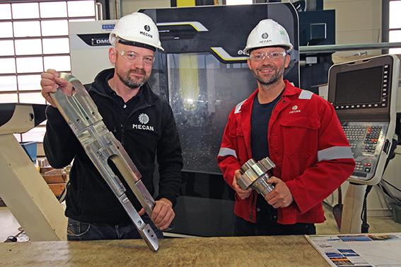 Mecan på Husøy er en mekanisk tusenkunstner