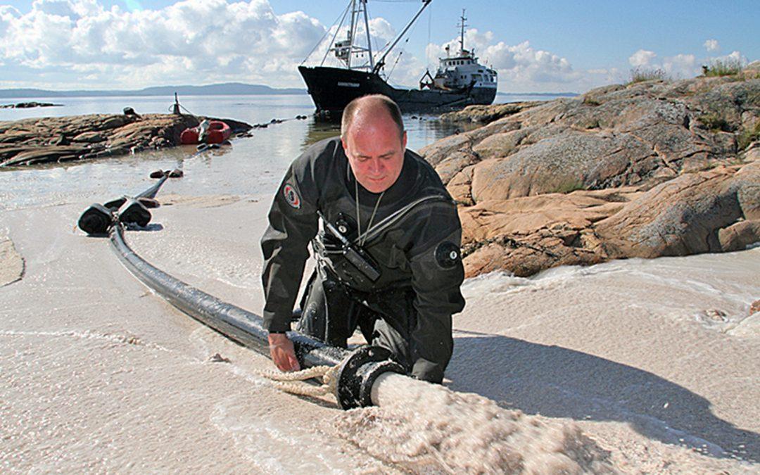 Boston driver miljøarbeid på havbunnen